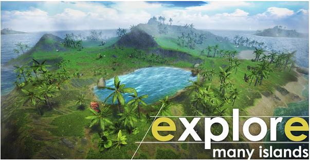 survival island EVO
