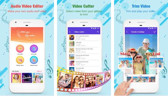 Video Cutter MP3 Cutter