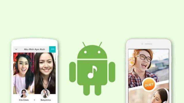 aplikasi karaoke android terbaik