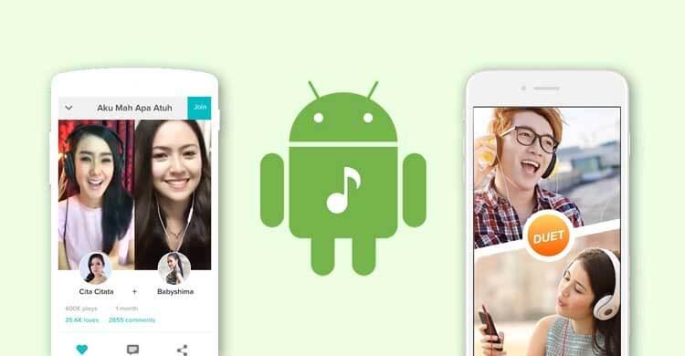 23 Aplikasi Karaoke Android Terbaik 2018 (Offline & Online)