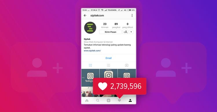 10 Aplikasi Like Instagram Otomatis Terbaik untuk Android (Edisi 2018)