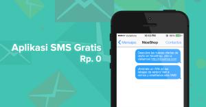 Top 12 Aplikasi SMS Gratis Terbaik di Android Tanpa Pulsa (Edisi 2018)