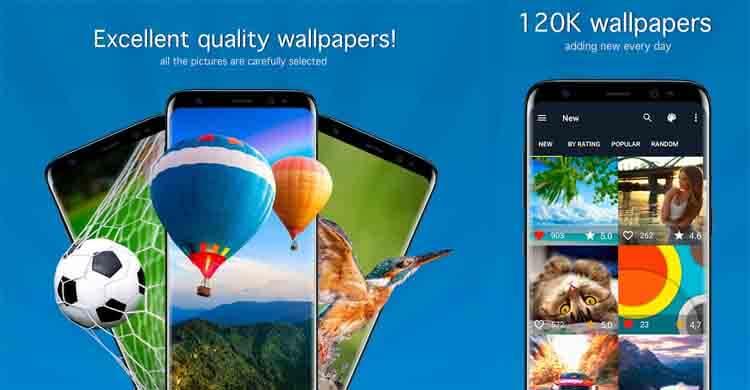 aplikasi wallpaper keren