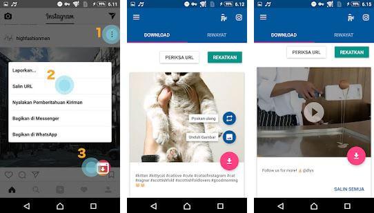 aplikasi android untuk download foto dari instagram