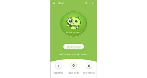 aplikasi root android terbaik iroot