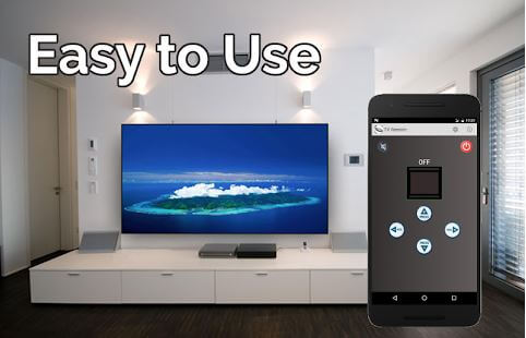 easy universal tv remote