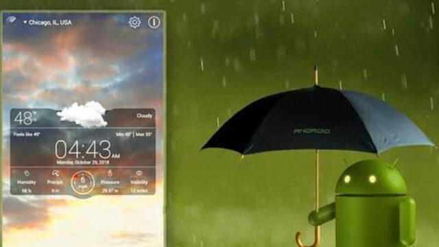 aplikasi cuaca terbaik di android