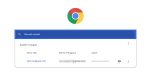 Cara Melihat Password yang Tersimpan di Google Chrome (PC & Android)