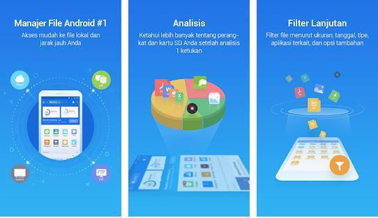 20 Aplikasi File Manager Android Terbaik di Tahun 2019
