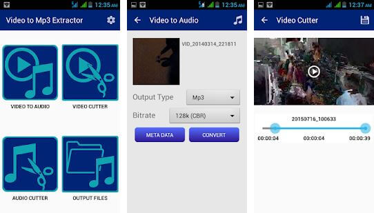 Video to Mp3 Converter Jackie Apps