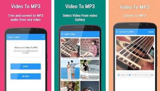 Video to MP3 kkapps