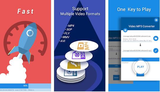 MP3 Video Converter Pix Team