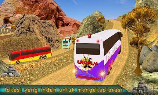 Offroad Bus Simulator 3D 2017