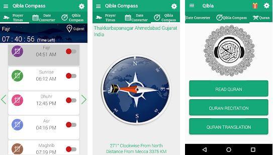 Qibla Compass AppSourceHub