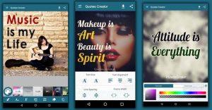 12 Aplikasi Pembuat Quotes Terbaik dan Paling Keren di Android