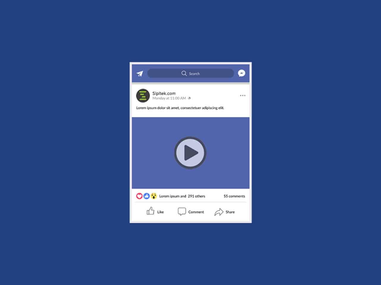 Cara Download Video di Facebook Lite Tanpa Aplikasi (2 Menit