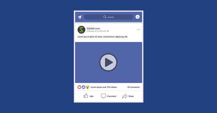download video di facebook lite
