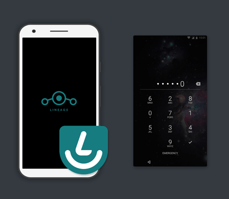 costum rom lineage os