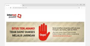 5 Cara Membuka Situs yang Diblokir Internet Positif di Google Chrome