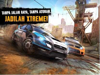 Asphalt Extremes Rally Racing