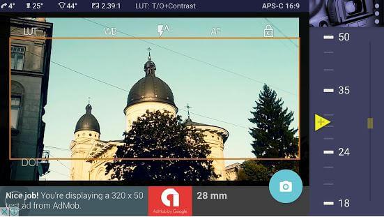 Magic Canon ViewFinder