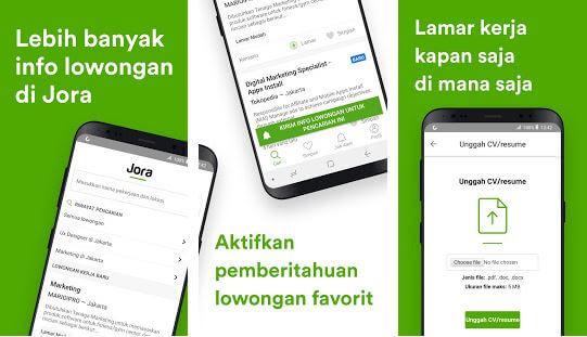Lowongan Kerja Jora Indonesia