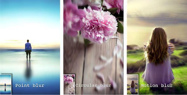 Blur Background DSL