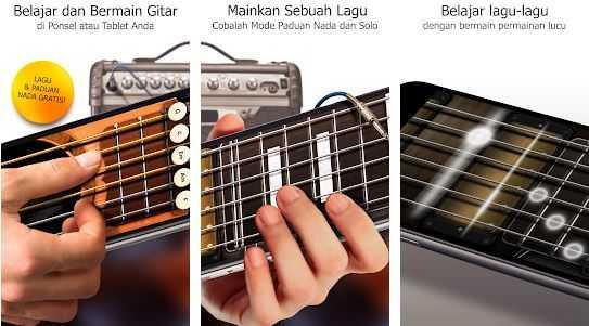 Real Guitar Free