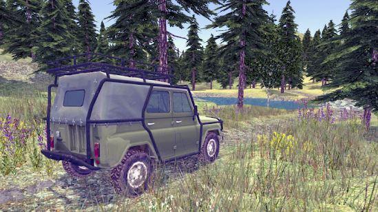 4x4 SUV Rusia 2