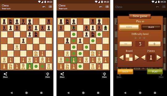 Chess (Lukasz Oktaba)