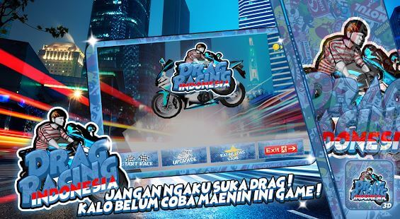 Bike Extreme Drag Racing