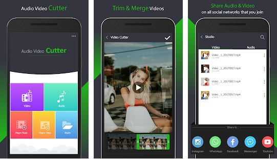 Ringtone Maker - Mp3 Cutter (302 Lock Screen)