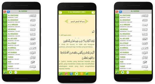 Al-Quran & Terjemahan Indonesia