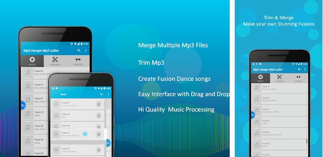 MP3 Merger MP3 Cutter