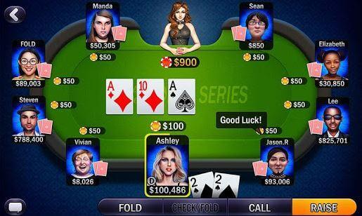 Texas Holdem - Poker Series