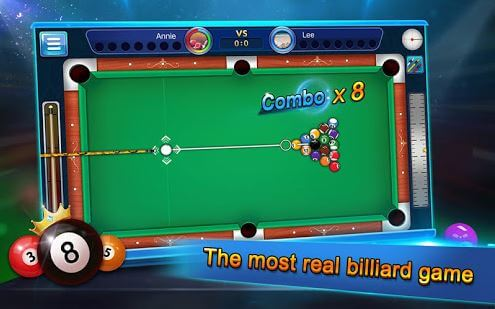 Ball Pool Billiards & Snooker