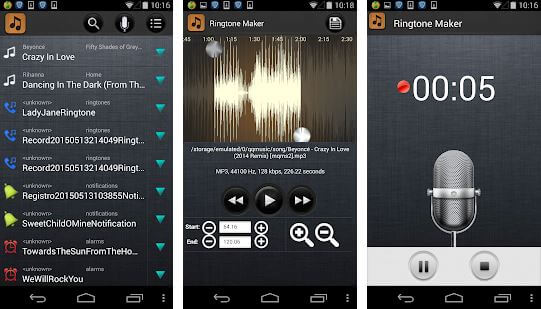 Ringtone Maker - MP3 Cutter (MeHillMan)