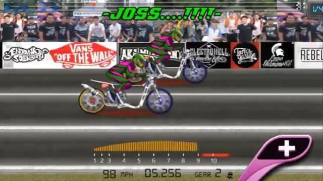 Dragbike 201M Indonesia