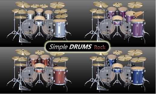 Simple Drums Rock