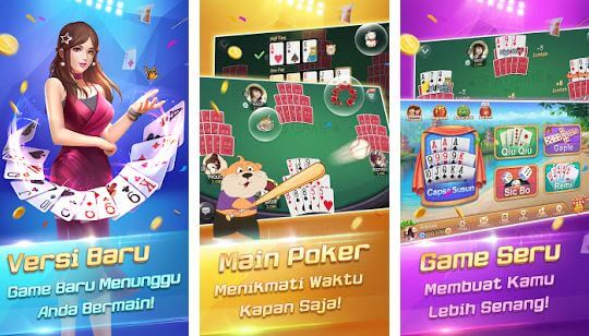 Permainan Capsu dan Gaple Online