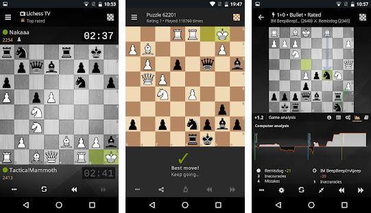 Lichess - Free Online Chess