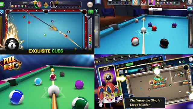 game billiard offline