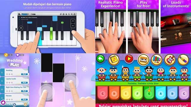 game piano terbaik