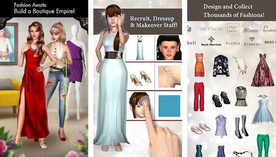 Fashion Empire Boutique Sim