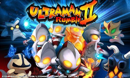 Ultraman Rumble2 Heroes Arena
