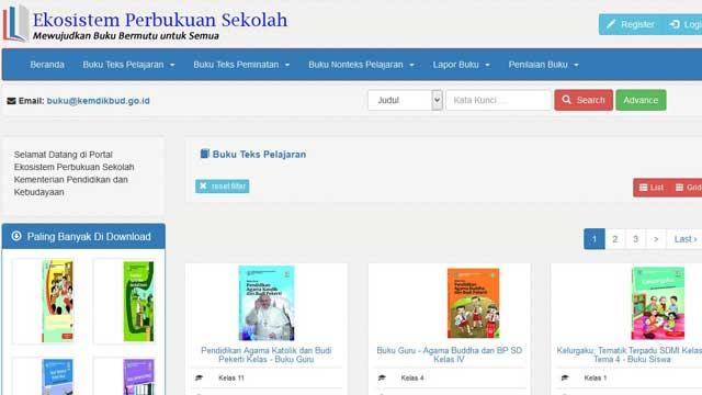 buku sekolah elektronik kemdikbud