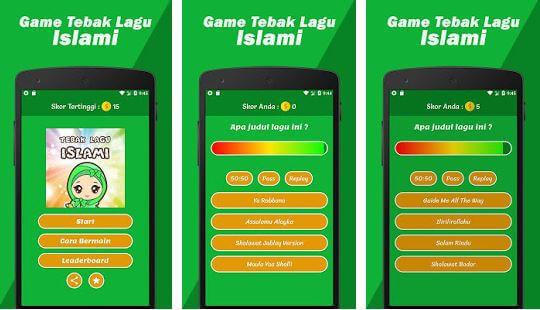 Game Tebak Lagu Islami
