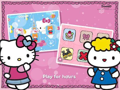 Hello Kitty Detective Games