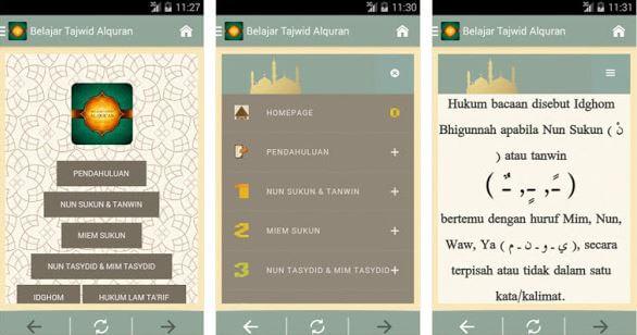 Belajar Tajwid Al-Qur'an