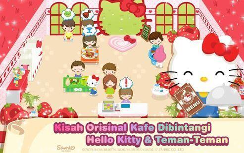 Hello Kitty Dream Cafe